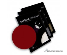 Popierius Curious Metallics A4 250g, 10l., Red Lacquer