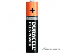 Elementai Duracell Plus LR03/AAA 1 vnt.