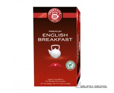 Juodoji arbata TEEKANNE Premium English breakfast 20 pak.