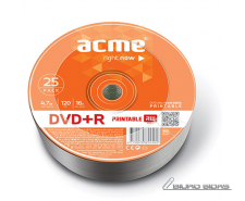 Acme 120 min / 4,7 GB GB, DVD+R 005285