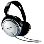 Philips Indoor Corded TV Headphone Headband/O..