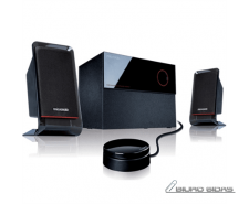 Microlab M-200 Speaker type 2.1, 3.5mm, Black, 40 W 017..