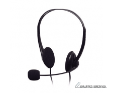 A4Tech iCHAT headset HS-6, 3.5mm, Built-in microphone 0..