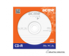 Acme CD-R Paper Envelope 0.7 GB, 52 x 036322