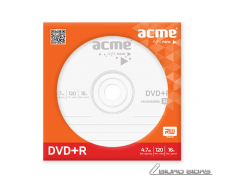 Acme DVD+R Paper Envelope 4.7 GB, 16 x 037650