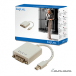 Logilink Adapter Mini Display Port TO DVI Con..