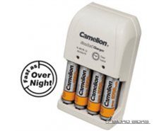 Camelion Plug-In Battery Charger BC-0904S 2x or 4xNi-MH..