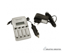 Camelion Ultra Fast Battery Charger BC-0907 1-4 AA/AAA ..