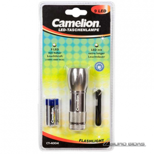 Camelion Torch CT4004 9 LED 052593