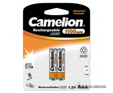 Camelion AAA/HR03, 1100 mAh, Rechargeable Batteries Ni-..
