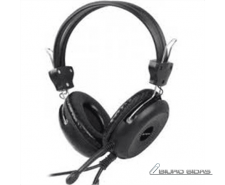 A4Tech ComforFit Stereo Headset in Black (HS-30) 3.5mm,..