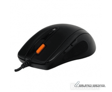 A4Tech Mouse N-70FX, V-Track wired, Black