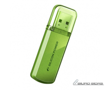 Silicon Power Helios 101 16 GB, USB 2.0, Green 080071