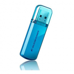 Silicon Power Helios 101 8 GB, USB 2.0, Blue ..