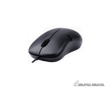 A4Tech OP-560NU wired, Black, Padless Mouse
