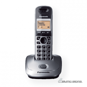 Panasonic KX-TG2511FXM Backlight buttons, Black, Caller ID, Wireless connection, Phonebook capacity 100 entries, Built-in display, Speakerphone 088546