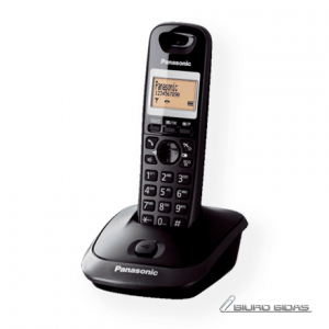 Panasonic KX-TG2511FX 240 g, Black, Caller ID, Wireless connection, Phonebook capacity 50 entries, Conference call, Built-in display, Speakerphone 088547