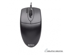 A4Tech OP-620D wired, V-Track padless mouse, Black 088926
