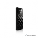 Silicon Power Ultima U03 32 GB, USB 2.0, Blac..