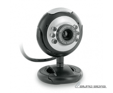 Super power Super power Webcam Silver/Black with Microp..