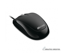 Microsoft 4HH-00002 Compact Optical Mouse 500 for Busin..