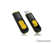 ADATA UV128 16 GB, USB 3.0, Black/Yellow 107677