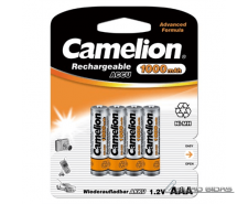 Camelion AAA/HR03, 1000 mAh, Rechargeable Batteries Ni-..