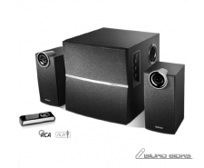 Edifier M3250 Speaker type 2.1, 3.5mm, Black, 36 W 114106