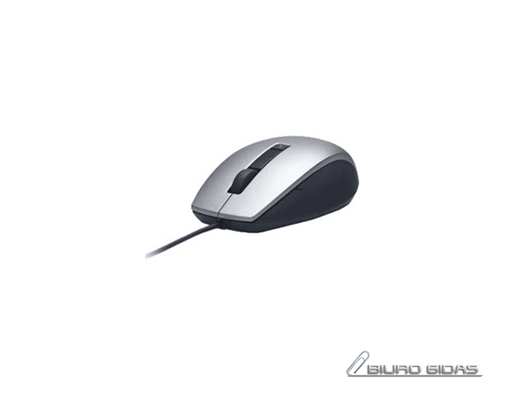 f82837966bc Dell Laser mouse 570-11349 wired, Black, silver 116558