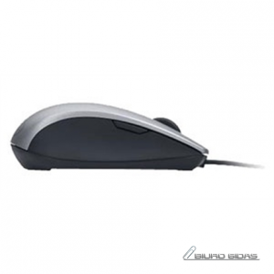 Dell Laser mouse 570-11349  wired, Black, silver 116558