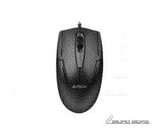 A4Tech Mouse OP-540NU, V-Track padless wired 124036