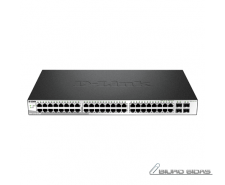 D-Link Metro Ethernet Switch DGS-1210-52/­ME Managed L2..