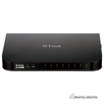 D-LINK DSR-150, Unified services router, 1 10..