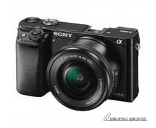Sony ILCE6000LB.C­EC Body + 16-50mm Mirrorless Camera K..