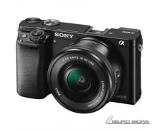Sony ILCE6000YB.C­EC Body + Zoom Lenses (16-50mm and 55..