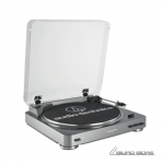Audio Technica Turntable AT-LP60-USB USB port..