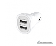 Kanex 2 Port USB Car Charger 1-Port (1.0A) & 1-Port..