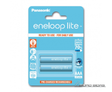 Panasonic eneloop AAA/HR03, 550 mAh, Rechargeable Batte..
