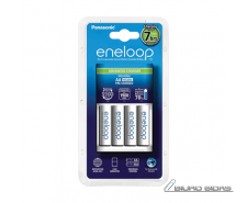 Panasonic eneloop Advanced Battery Charger 1-4 AA/AAA, ..