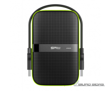 "Silicon Power Armor A60 2TB 2.5 "", USB 3.1, Black/Green.."
