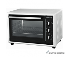 Camry CR 6007 42 L, No, Electric Oven, White/Black, 180..