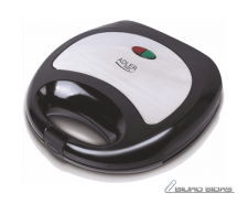 Adler Sandwich maker AD 3015 750  W, Number of plates 1..