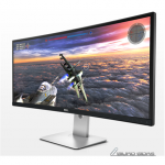 "Dell Curved U3415W 34 "", IPS, WQHD, 3440 x 14.."