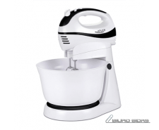 Adler Mixer AD 4206 Mixer with bowl, 300 W, Number of s..