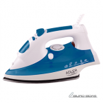 Iron Adler AD 5022 White/Blue, 2200 W, With c..