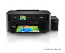 Epson L810 Colour, Inkjet, Printer, A4, Black 150876