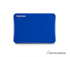 "Toshiba Canvio Connect II 500 GB, 2.5 "", USB 3.0, Blue,.."