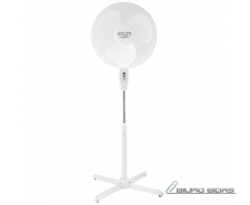 Adler AD 7305 Stand Fan, Number of speeds 3, 90 W, Osci..
