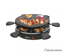 Camry Grill CR 6606 Raclette, 1200 W, Black 154043