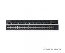 Dell Networking Switch X1052P Managed L2+, Rack mountab..